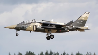 A picture of CGLTO - Dornier Alpha Jet A - [069] - © Marcus Klockner