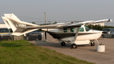 A picture of CFGWH - Cessna 337G - [33701555] - © Mike MacKinnon