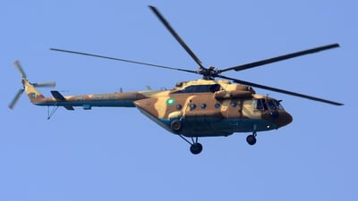 15-017 - Mil Mi-17 Hip - Pakistan - Army Aviation