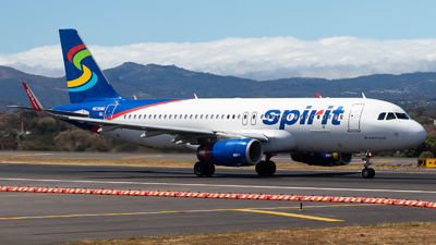 A picture of N635NK - Airbus A320232 - Spirit Airlines - © Jussef_04