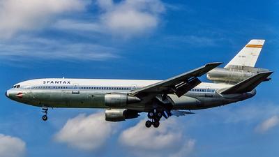 EC-DEG - McDonnell Douglas DC-10-30(CF) - Spantax
