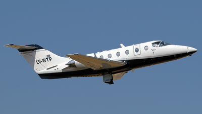 A picture of LVWTP - Hawker Beechcraft 400XP - [RK118] - © Carlos P. Valle C.