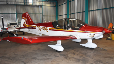 ZS-PPE - Robin R2160 Alpha - Private