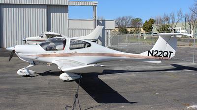 N22QT - Diamond DA-40 Diamond Star - Private