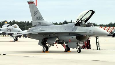 91-0366 - Lockheed Martin F-16CJ Fighting Falcon - United States - US Air Force (USAF)