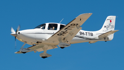 9H-TTB - Cirrus SR22 G2 GTS - Private