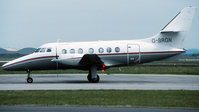 G-BRGN - British Aerospace Jetstream 31 - Untitled