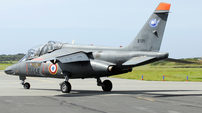 E121 - Dassault-Breguet-Dornier Alpha Jet E - France - Air Force