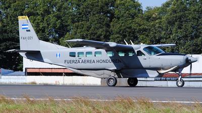 A picture of FAH021 - Cessna 208B Grand Caravan EX - [208B5461] - © Brian Boche