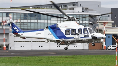 JA94NH - Agusta-Westland AW-139 - All Nippon Helicopter (ANH)