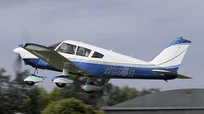 N365G - Piper PA-28-180 Archer - Private