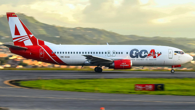 HK-5338 - Boeing 737-4B7 - Gran Colombia de Aviación (GCA)