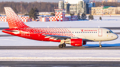 A picture of VPBIT - Airbus A319111 - Rossiya - © Alexander Belyakov
