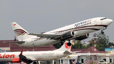 PK-TXI - Boeing 737-322 - Express Air Services