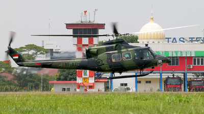 HA-5145 - Bell 412EP - Indonesia - Army