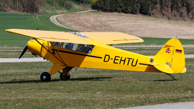 D-EHTU - Piper J-3C-65 Cub - Private