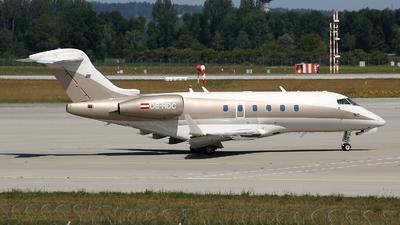 OE-HDC - Bombardier BD-100-1A10 Challenger 300 - Sparfell Luftfahrt