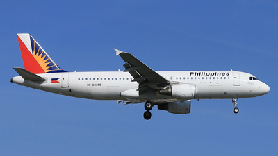 RP-C8399 - Airbus A320-214 - Philippine Airlines