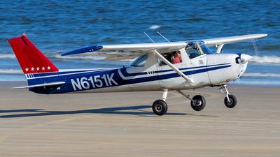 N6151K - Cessna 150M - Private