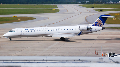 N502MJ - Bombardier CRJ-701 - United Express (Mesa Airlines)