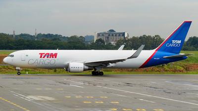 PR-ADY - Boeing 767-316F(ER) - TAM Cargo