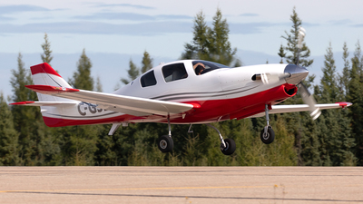 C-GSEM - Lancair IV-P - Private