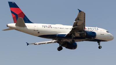 N322NB - Airbus A319-114 - Delta Air Lines
