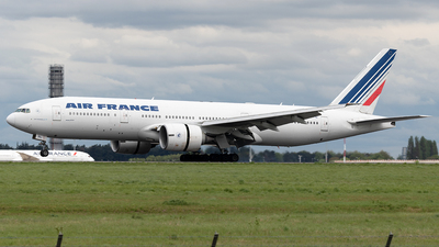 F-GSPL - Boeing 777-228(ER) - Air France