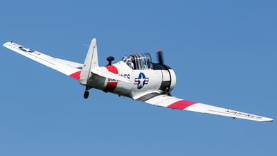 I-UOGI - North American T-6G Texan - Private