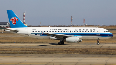 A picture of B1697 - Airbus A320232 - China Southern Airlines - © Charlie-Aviationphotography
