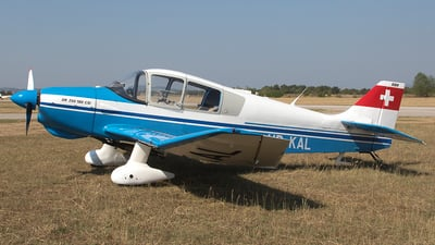 A picture of HBKAL - Jodel DR250/180 Capitaine - [47] - © Roberto Bianchi