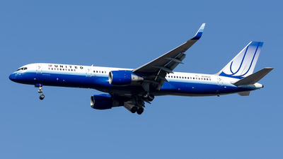 N510UA - Boeing 757-222 - United Airlines