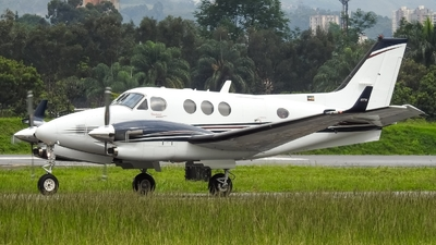 N8036J - Beechcraft C90GTi King Air - Private