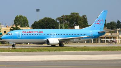 TF-ELJ - Boeing 737-4B6 - Íslandsflug