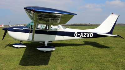 A picture of GAZXD - Cessna F172L Skyhawk - [0878] - © David Cook