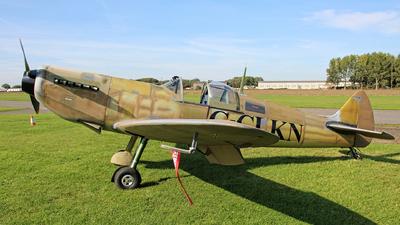 G-CLKN - Supermarine Spitfire Mk.26 - Private