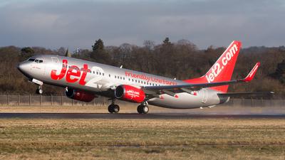 A picture of GJZHS - Boeing 7378MG - Jet2 - © Rolf Jonsen