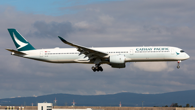 A picture of BLXO - Airbus A3501041 - Cathay Pacific - © Sebastian Sowa