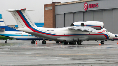 RF-72907 - Antonov An-72 - Russia - Ministry of Interior