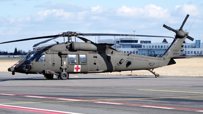 16-20867 - Sikorsky HH-60M Blackhawk - United States - US Army