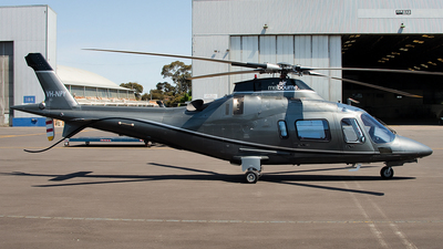 VH-NPY - Agusta A109E Power - Air Melbourne