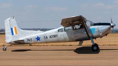 748 - Cessna 185E Skywagon - South Africa - Army
