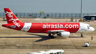 RP-C8967 - Airbus A320-216 - Philippines AirAsia