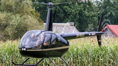 SP-EKO - Robinson R44 Raven II - Private