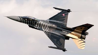 88-0032 - Lockheed Martin F-16C Fighting Falcon - Turkey - Air Force