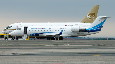 VP-BBA - Bombardier CRJ-200LR - Yamal Airlines