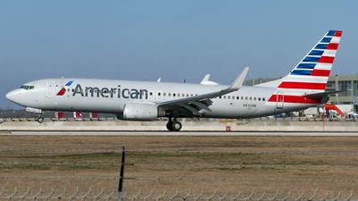N835NN - Boeing 737-823 - American Airlines