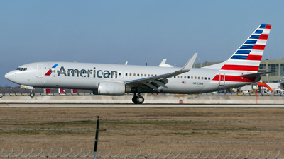 A picture of N835NN - Boeing 737823 - American Airlines - © Seth The Spotter