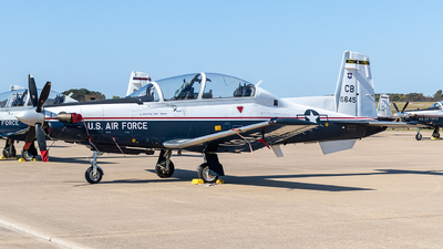 02-3645 - Raytheon T-6A Texan II - United States - US Air Force (USAF)
