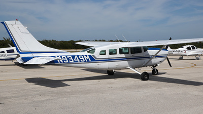 N9349M - Cessna 207A Stationair 8 - Private